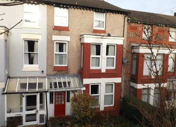 Thumbnail 4 bed terraced house for sale in Pickering Road, Wallasey, Merseyside