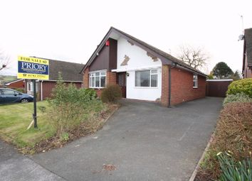 Thumbnail 5 bed detached bungalow for sale in Ivyhouse Road, Gillow Heath, Biddulph