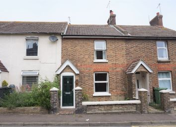 Thumbnail 2 bed terraced house for sale in Bradford Street, Eastbourne