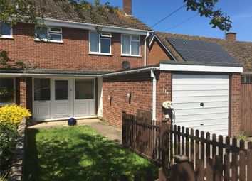 Thumbnail 3 bed semi-detached house for sale in Newtown, Tewkesbury, Gloucestershire