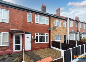Thumbnail 3 bed terraced house for sale in Hood Lane, Great Sankey, Warrington