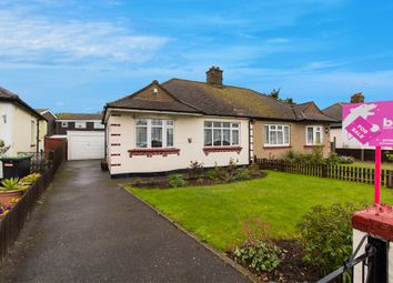 Thumbnail 1 bed semi-detached bungalow for sale in Alton Gardens, Southend-On-Sea