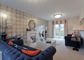 """Thumbnail 3 bed detached house for sale in """"The Clandon"""" at Bennetts Row, Chester Road, Oakenholt, Flint"""