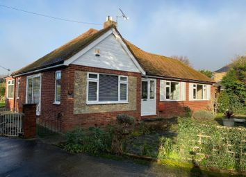 Way Hill, Minster, Ramsgate CT12. 3 bed bungalow for sale
