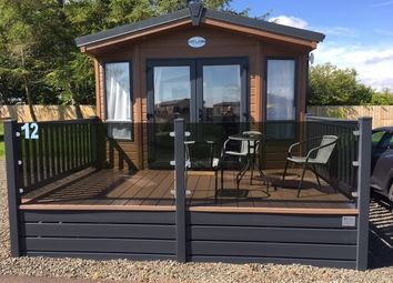 Thumbnail 2 bed lodge for sale in Fofar, Angus