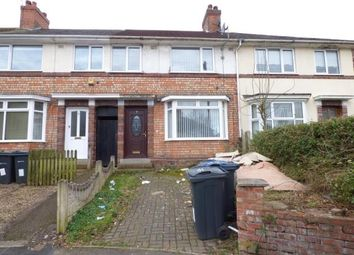 Thumbnail 3 bed terraced house for sale in Severne Grove, Acocks Green, Birmingham, West Midlands
