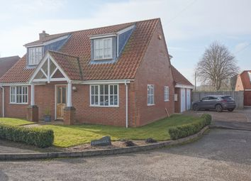 Thumbnail 3 bedroom detached house for sale in Enfield Road, Donington-On-Bain, Louth