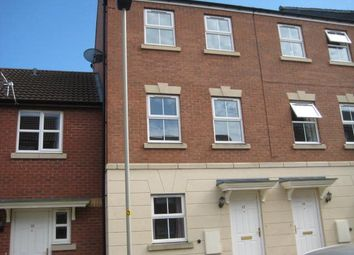 Thumbnail 3 bed terraced house to rent in Timble Road, Hamilton, Leicester