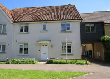 Thumbnail Terraced house for sale in Jeavons Lane, Great Cambourne, Cambridge