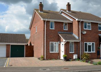 Thumbnail 2 bed semi-detached house for sale in Lyneham Road, Bicester