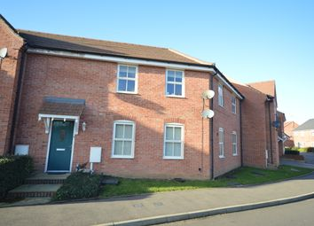 Thumbnail 2 bed flat to rent in Long Breech, Mawsley, Kettering