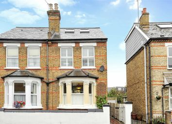 Thumbnail 3 bed semi-detached house for sale in Newry Road, Twickenham