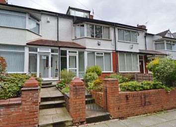 Thumbnail 3 bed terraced house for sale in Oaklands Road, Salford, Manchester