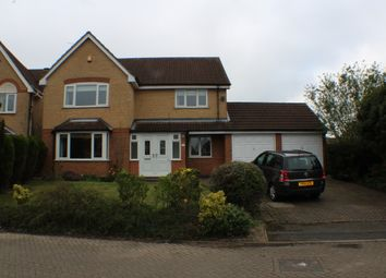 Thumbnail 5 bed detached house for sale in Stanmore Close, Nuthall, Nottingham