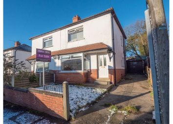 Thumbnail 2 bed semi-detached house for sale in Hawthorn Drive, Leeds