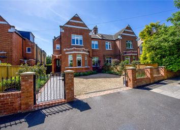 Thumbnail 6 bed semi-detached house for sale in Crescent Road, London