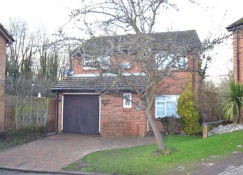 Thumbnail 4 bed detached house for sale in Beechmore Drive, Walderslade, Chatham