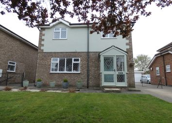 Thumbnail 4 bed detached house for sale in Westkirke Avenue, Scartho, Grimsby
