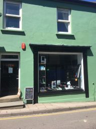 Thumbnail Studio to rent in High Street, Fishguard