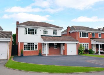 4 bed detached house for sale in Finchall Croft, Solihull, Solihull B92