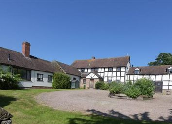 Thumbnail 5 bed barn conversion for sale in Whitbourne, Worcester