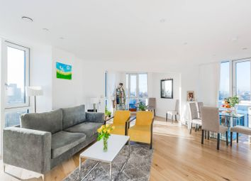 Thumbnail 3 bed flat for sale in High Street, Stratford