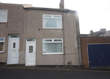 Thumbnail 2 bed terraced house for sale in Oldham Street, Boosbeck, Saltburn-By-The-Sea