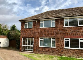 Thumbnail 3 bed semi-detached house for sale in Farm Vale, Bexley