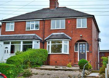 Thumbnail 3 bedroom semi-detached house for sale in Turnhurst Road, Stoke-On-Trent