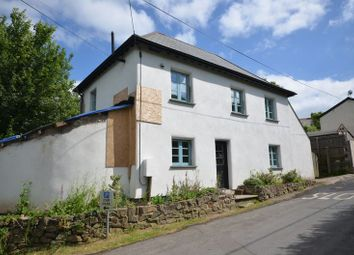 Thumbnail 4 bed detached house for sale in Drewsteignton, Exeter