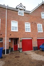 Thumbnail 4 bed terraced house to rent in Snowdrop Close, Bury St. Edmunds