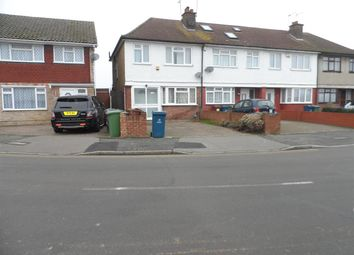 Thumbnail 3 bed terraced house to rent in Waverley Road, Harrow