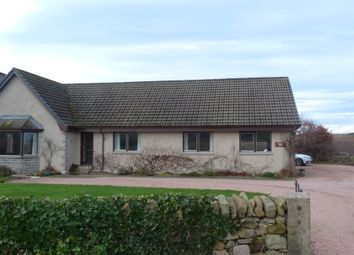Thumbnail 3 bedroom detached bungalow to rent in Greenrig, Cloves, Alves