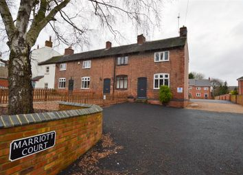 Thumbnail 2 bed semi-detached house for sale in Borough Street, Kegworth, Derby