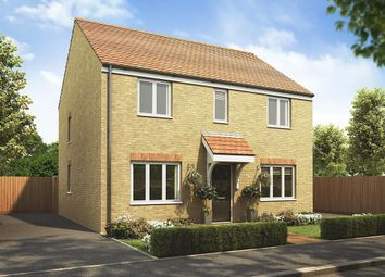 "Thumbnail 4 bed detached house for sale in ""The Chedworth"" at Clehonger, Hereford"