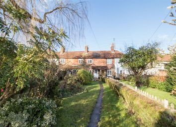 Thumbnail 2 bed terraced house for sale in Hares Lane, Hartley Wintney, Hook