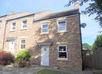 Thumbnail 3 bed end terrace house to rent in Burrium Gate, Usk