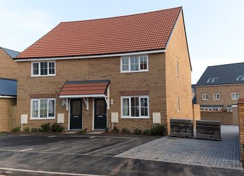 Thumbnail 3 bed terraced house for sale in Homefield, Cheddon Fitzpane, Taunton