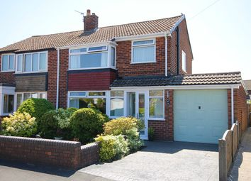 Thumbnail 3 bed semi-detached house for sale in Porlock Close, Penketh, Warrington