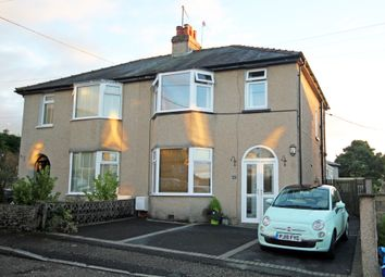 Thumbnail 3 bed semi-detached house for sale in Bela Avenue, Milnthorpe