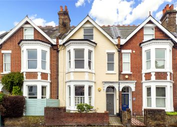 Thumbnail 2 bed flat for sale in Sandycombe Road, Ground Floor Flat, Kew, Surrey