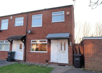 Thumbnail 3 bedroom end terrace house to rent in Ruffets Wood, Gravesend, Kent