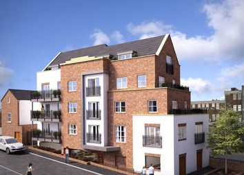 Thumbnail 2 bed flat for sale in The Mount, Railway Square, Brentwood, Essex