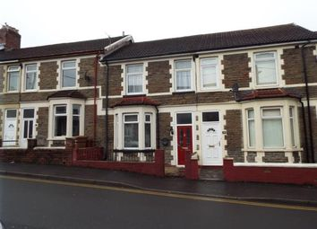 Thumbnail 3 bed end terrace house for sale in Ludlow Street, Caerphilly, Caerfilli, Cardiff