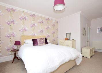 Thumbnail 3 bed flat for sale in Grimston Gardens, Folkestone, Kent