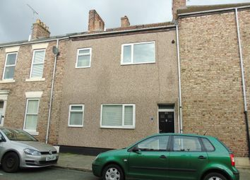 Thumbnail 2 bed terraced house for sale in Newcastle Street, North Shields