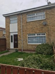 Thumbnail 3 bed semi-detached house to rent in Salisbury Close, North Seaton, Ashington