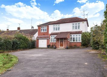 Thumbnail 5 bedroom detached house for sale in Loddon Bridge Road, Woodley, Reading