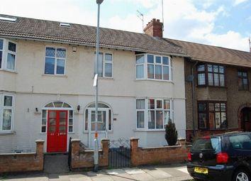 Thumbnail 3 bed terraced house for sale in Sandringham Road, Abington, Northampton