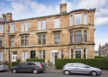 Thumbnail 3 bed flat for sale in Deanston Drive, Glasgow, Lanarkshire